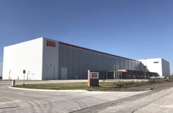 米国テキサス工場1