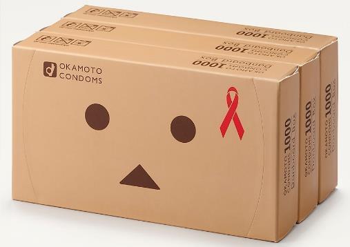 オカモトコンドーム(ダンボーver)3箱パック