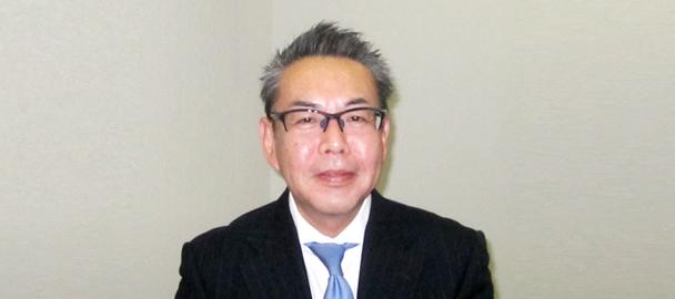 松浦一慶執行役員ゴム事業部長
