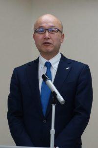 技術統括部門管掌の金井昌之常務執行役員