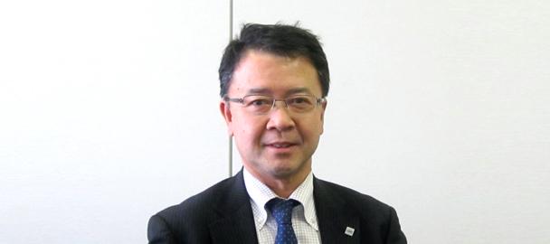 森滋化学カンパニー合成ゴム事業部長