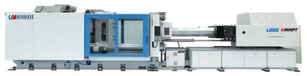 中型電動射出成形機 HH(Dual H)シリーズ(850t モデル)