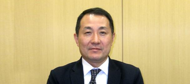 有機製品部エラストマーグループ 片山知樹グループリーダー