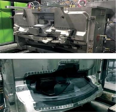 クレイトンポリマー 射出成型技術「IMSS」