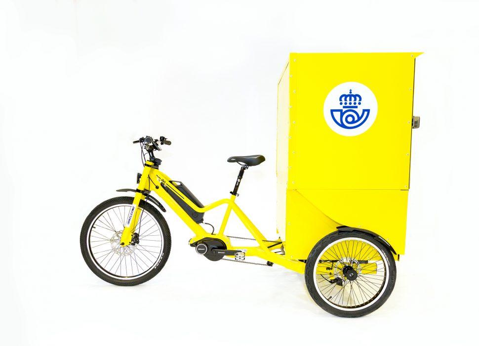 電動カーゴバイク