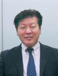 山脇一公石化副事業部長兼石化事業企画部長