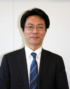 炭素部門炭素本部カーボンゴム事業部長の津田昌生氏