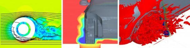 モビリティ・エアロダイナミクス(空力シミュレーション)技術