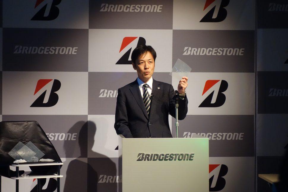 グローバルイノベーション管掌の松田明常務執行役員