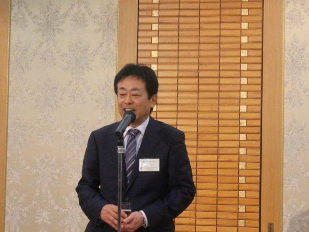 川島前理事長