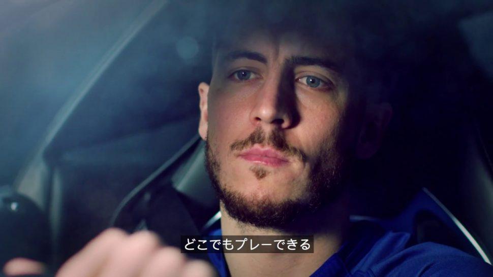 横浜ゴム動画 DRIVE FOR MORE: Episode 1 – Eden Hazard