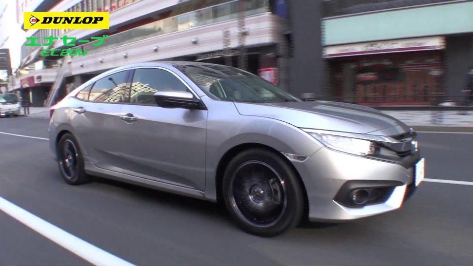 住友ゴム動画 一般道編| ダンロップの低燃費タイヤ「エナセーブ EC204」インプレッションムービー