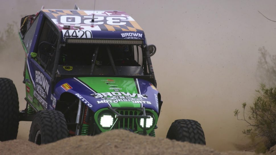 東洋ゴム動画 Road To The Ultra4 Triple Crown Win