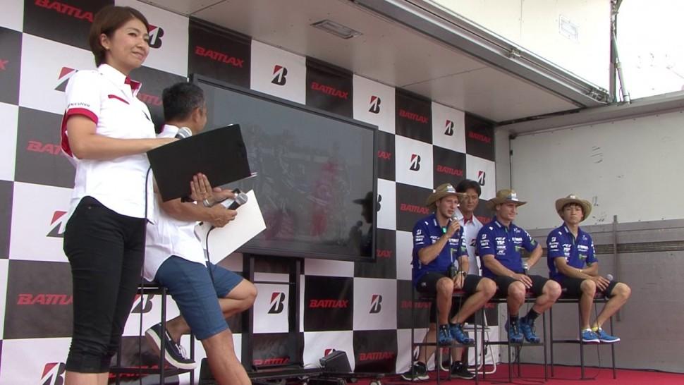 ブリヂストン動画 8耐 0729 2 6サポートチームライダー YART Yamaha Official EWC Team