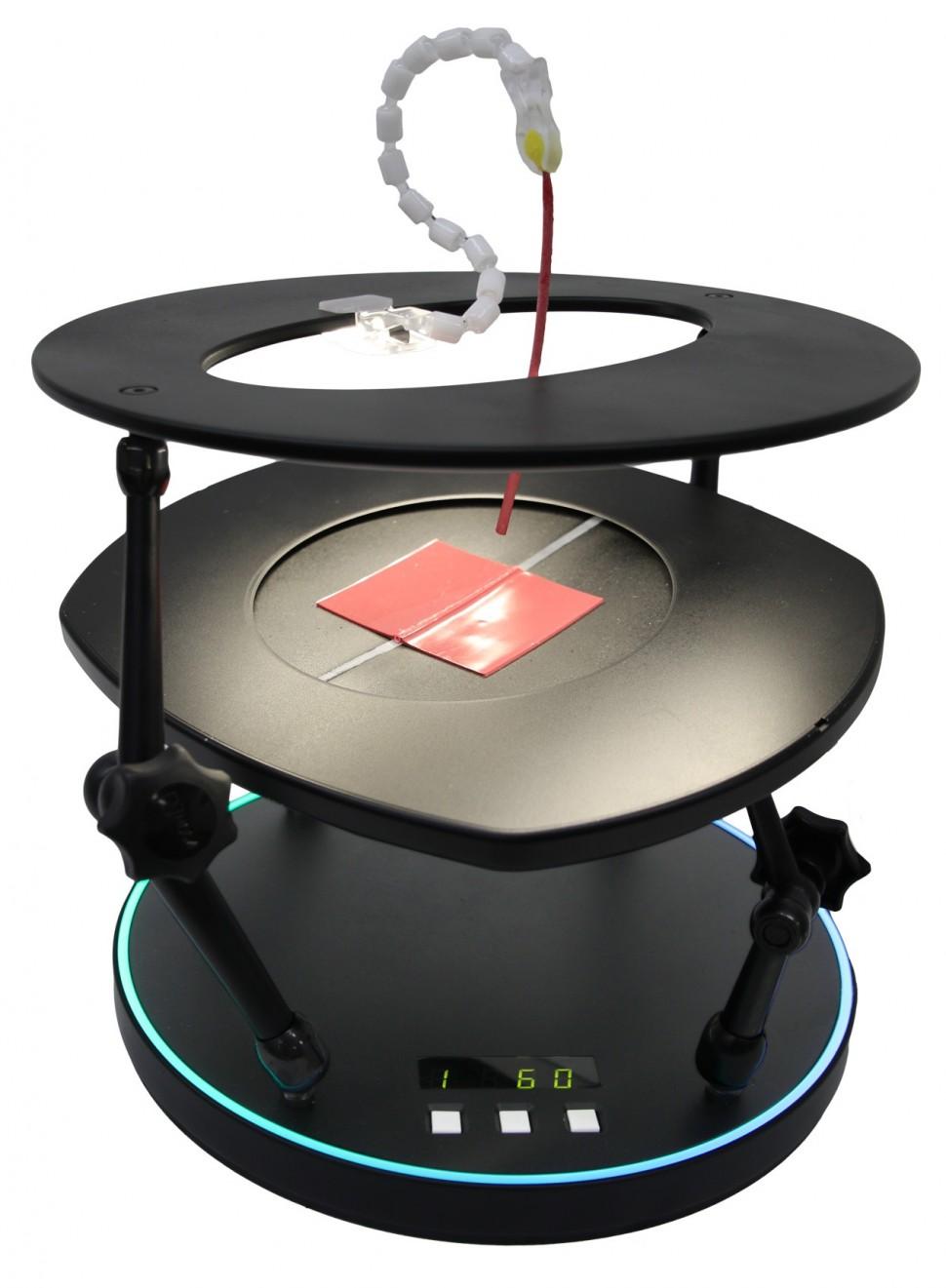 心臓手術訓練シミュレータ「SupeR BEAT」(プロトタイプ)
