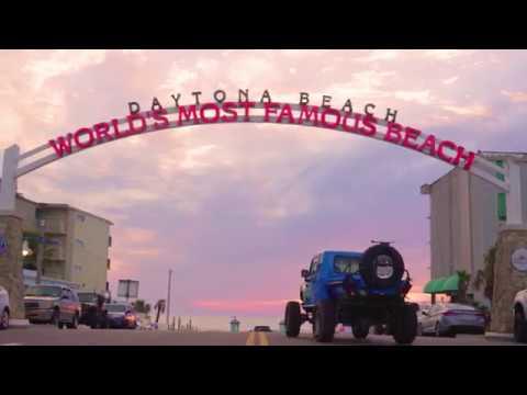 住友ゴム動画 Falken Tires at Jeep Beach 2018 in Daytona Beach, FL