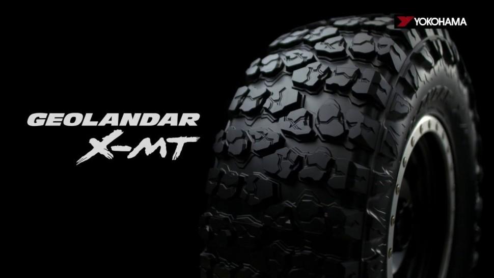 横浜ゴム動画 SUV・ピックアップトラック向けマッドテレーンタイヤ「GEOLANDAR X-MT」プロモーションビデオ