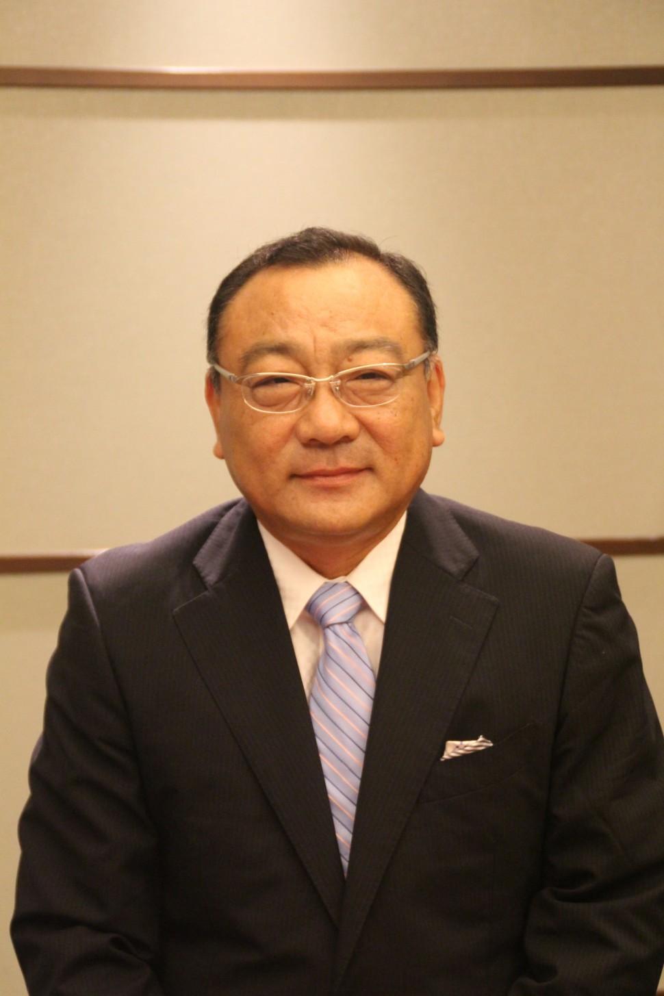 岡新理事長