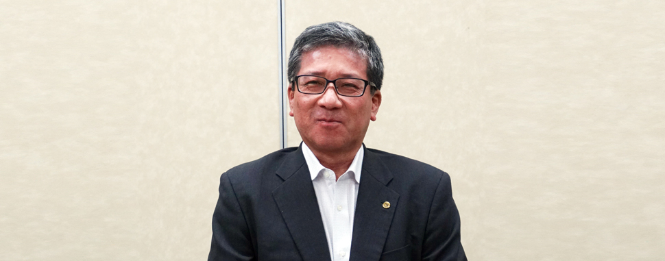 十川ゴム 十川利男社長
