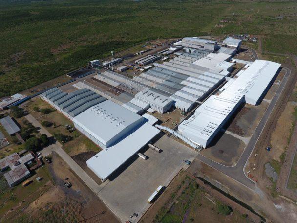 南アフリカ工場