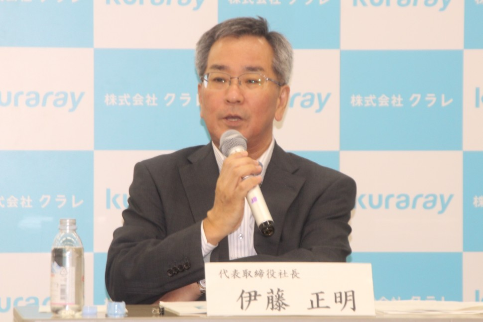 伊藤正明代表取締役社長