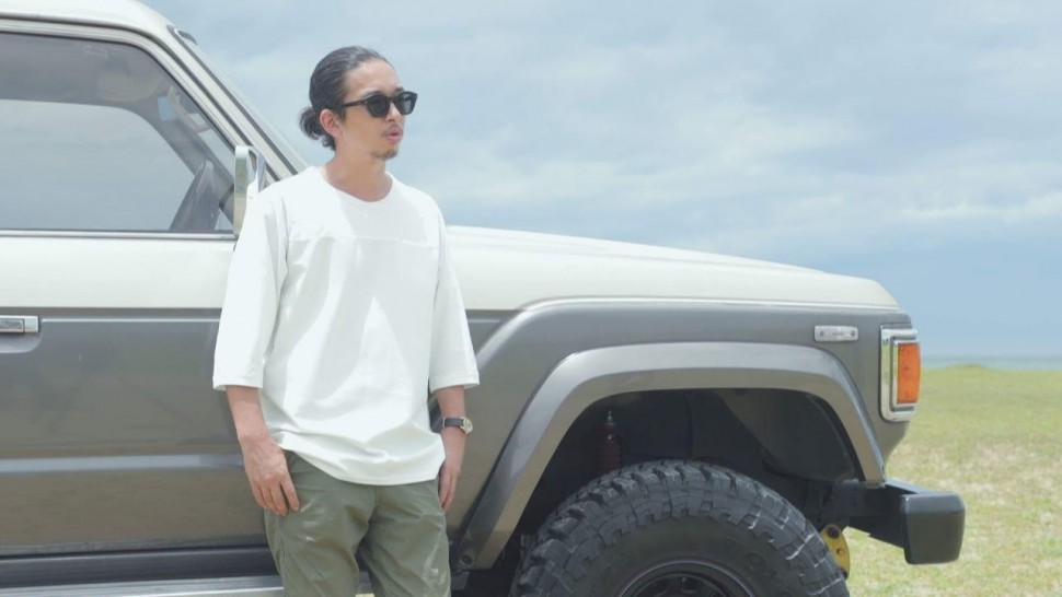 東洋ゴム動画 SUV × LIFE Lifestyle TALK 佐藤健寿編 | TOYO TIRES
