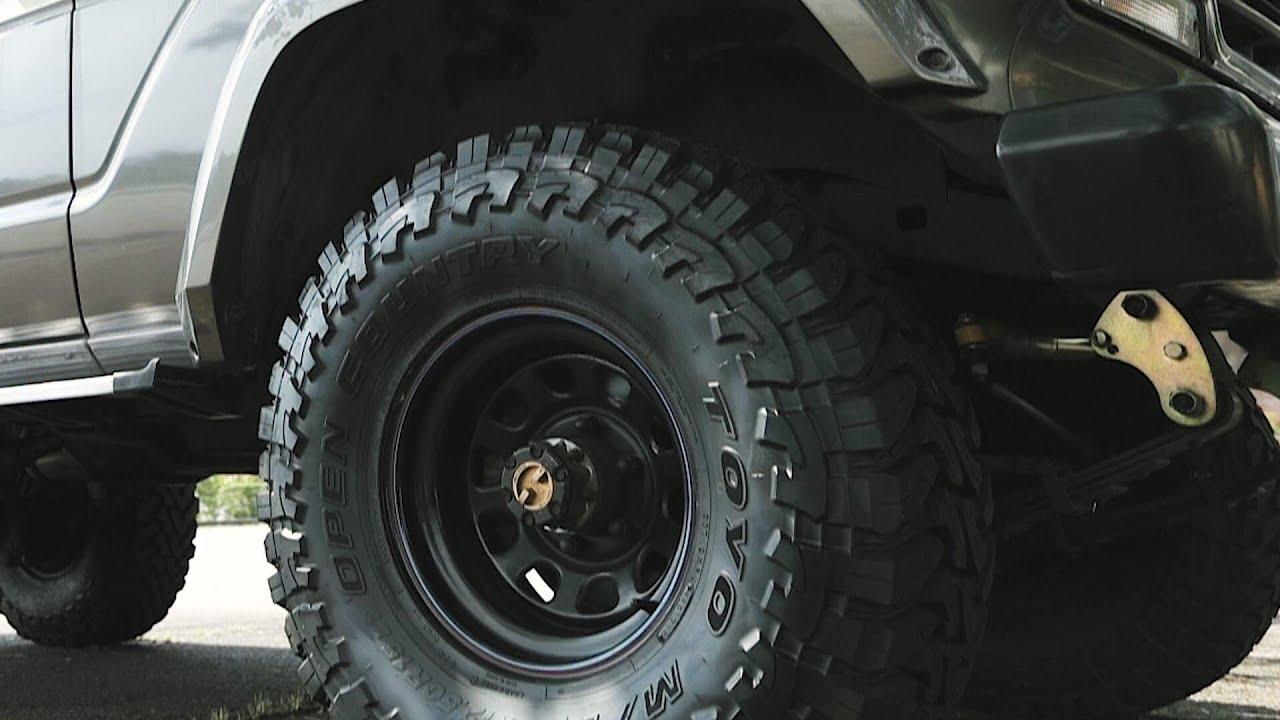 東洋ゴム動画 SUV × LIFE tire review 佐藤健寿編 | TOYO TIRES