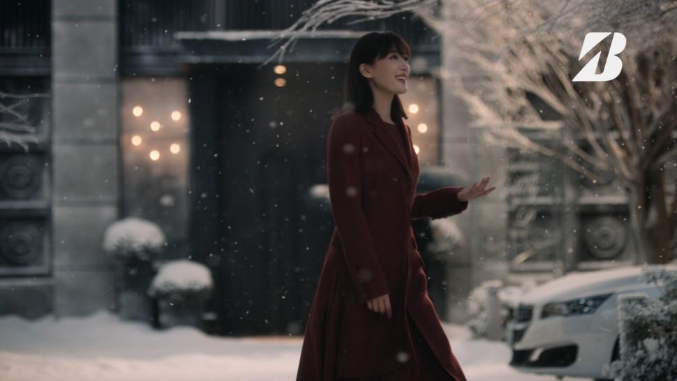 BLIZZAK 「突然の雪でも安心感」篇