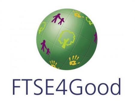 「FTSE4グッド・インデックス」ロゴマーク