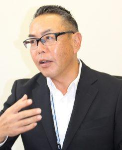 松浦執行役員・ゴム事業部長