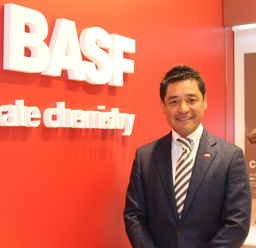 BASFジャパン・石田社長