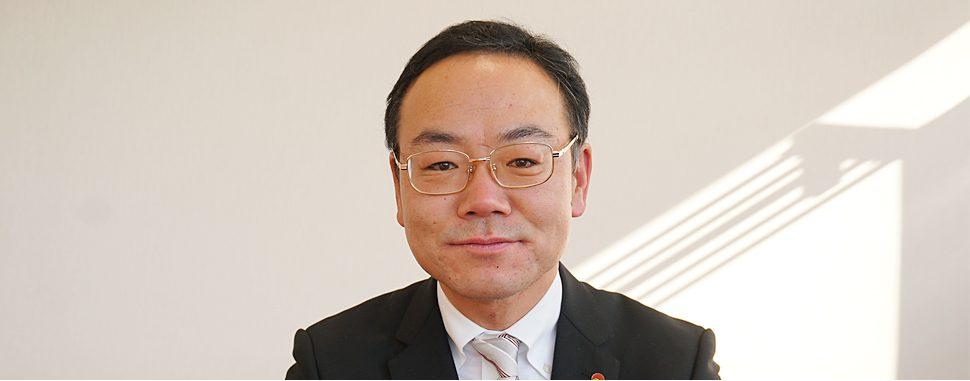 朝日ラバー渡邉社長