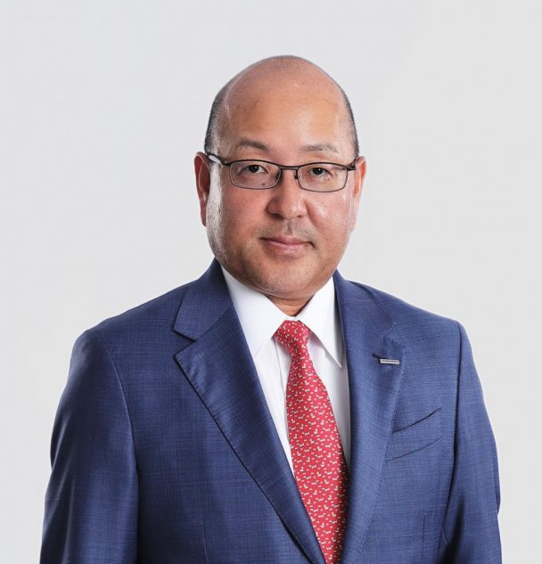 清水隆史代表取締役社長