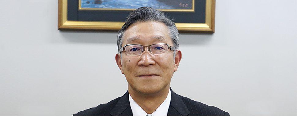 明治ゴム化成岩崎社長