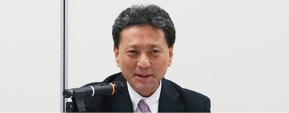 横浜ゴム 山石社長