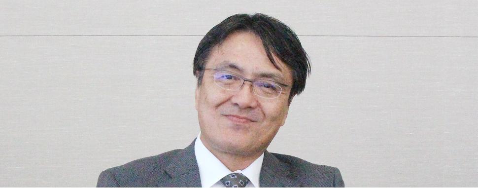 川崎弘一代表取締役・専務執行役員