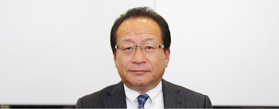 藤倉ゴム工業森田社長