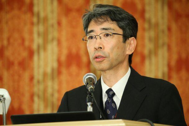 城川隆執行役員タイヤ材料開発本部長