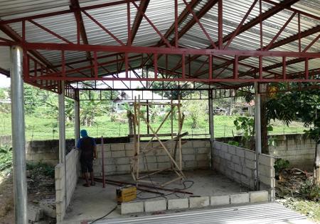 建設中のMRF