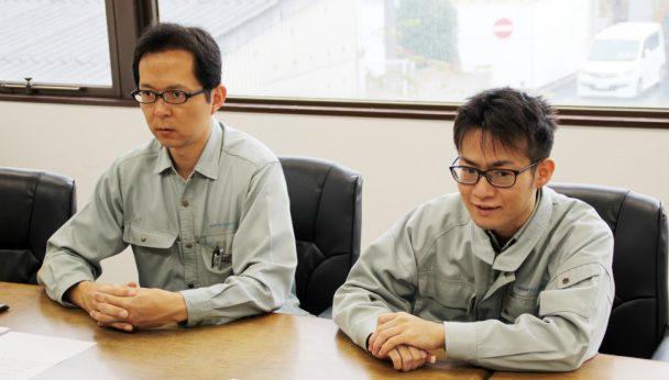 ホッティーポリマー池澤祐樹氏、國田裕介氏