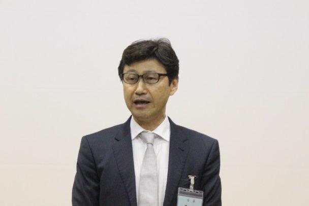 再任した堀田会長