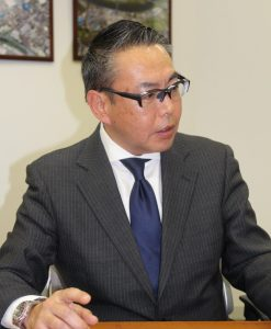 松浦・執行役員ゴム事業部長