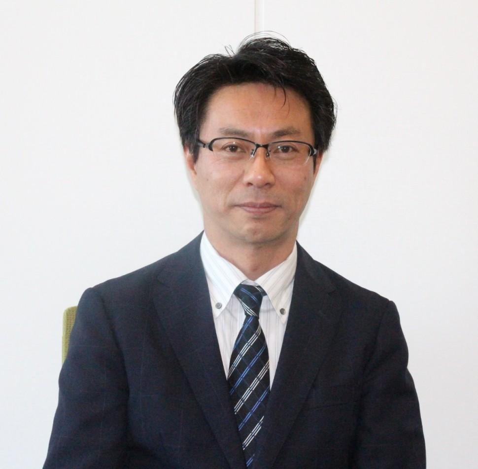 津田事業部長