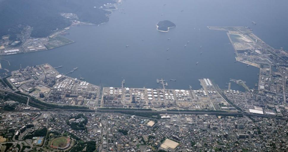 徳山事業所 航空写真