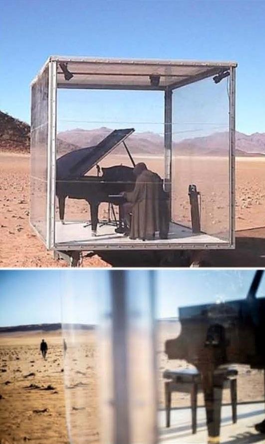 ピアノイベント用キューブでの使用例
