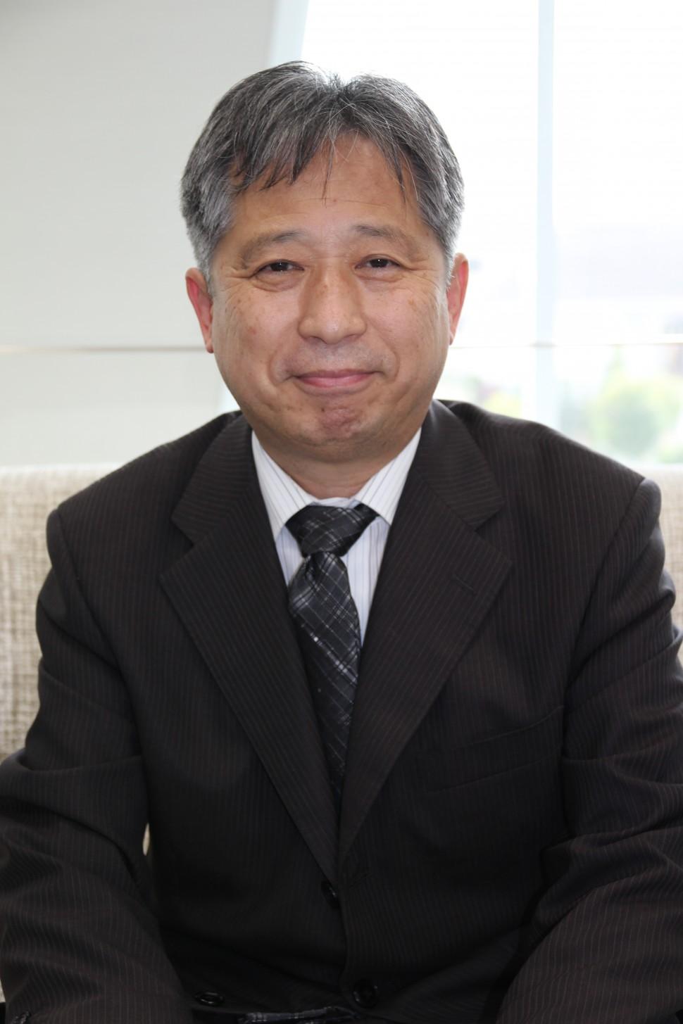 G技術本部・材料技術部の川治信介部長