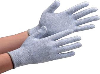 新タイプの耐切創性手袋
