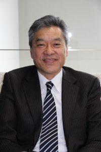 ゴムエラストマー事業部・生産技術部長の水島清晴執行役員