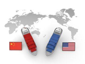 中国と米国の貿易摩擦