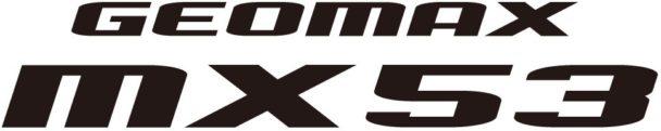 ジオマックスMX53ロゴ